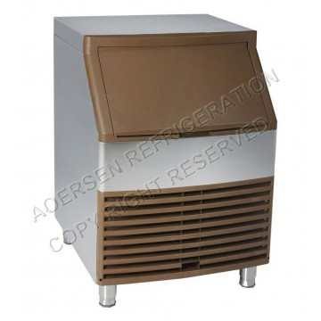 Commercial 100KG Cube/Square Ice Making Machine